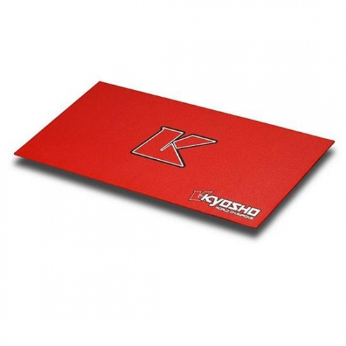 Big K 2.0 Pit Mat Red (61x122cm)