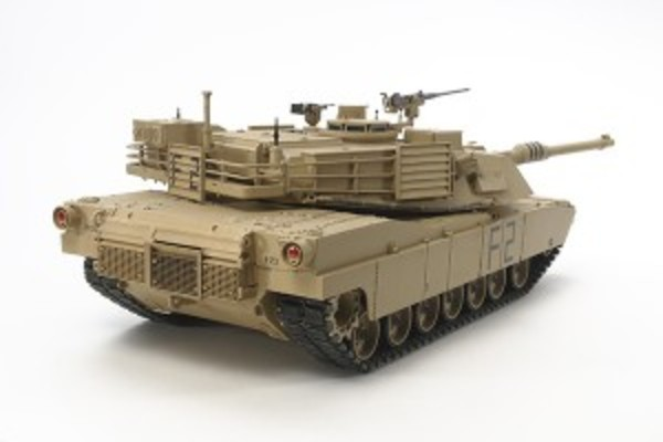 [TA56041]RC U.S. Main Battle Tank M1A2 Abrams- Full Option Kit / 에이브람스 탱크