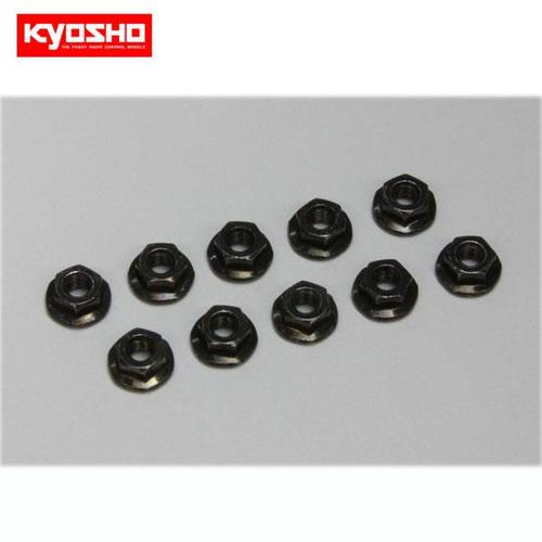 [KY1-N3037F] Nut(M3x3.7) Flanged (10pcs)