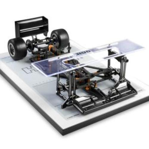 UNIVERSAL EXCLUSIVE SET-UP SYSTEM FOR 1/10 FORMULA CARS 셋업툴 109306