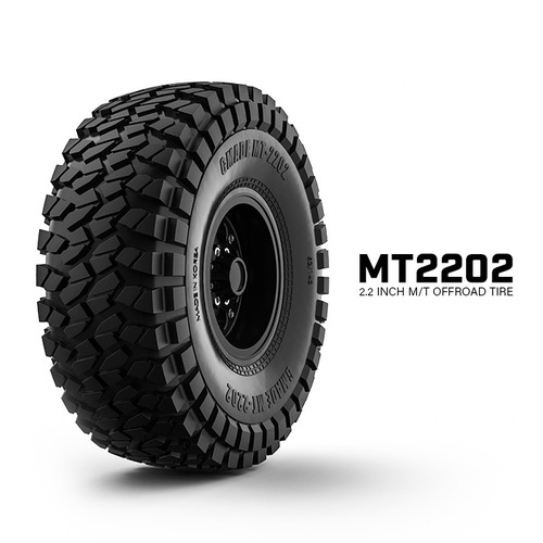 Gmade 2.2 MT 2202 Off-road Tires (2)  GM70524