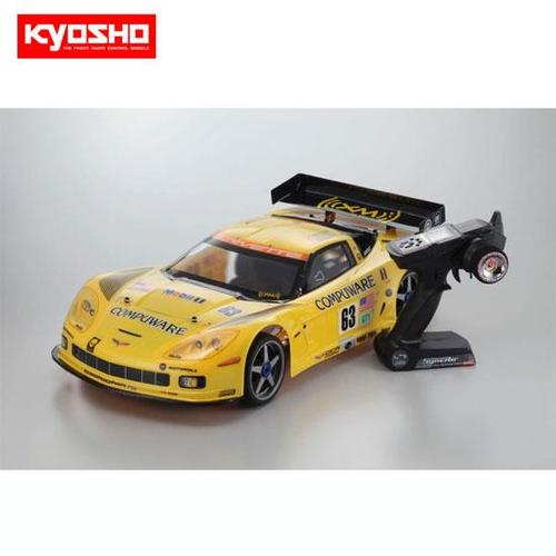 1/8 r/s INFERNO GT2 VE RACE SPEC CORVETT / 입문형 전동 투어링(GT카) KY30938B