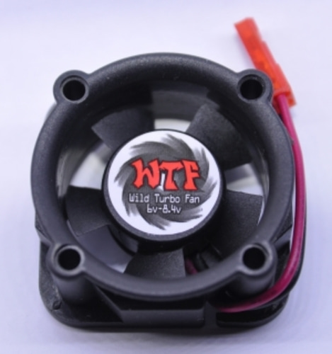 WTF Windy 3416 Wild Turbo Fan Trumpet Fan