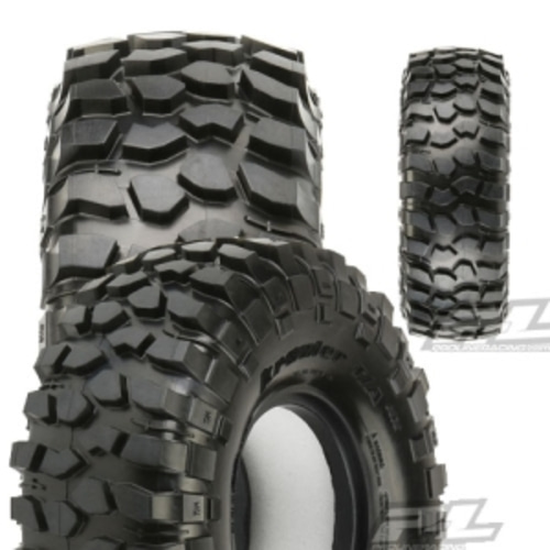"AP10136-14 BFGoodrich Krawler T/A KX 1.9"" G8 Rock Terrain Truck Tires for Front or Rear 1.9"" Crawler   / 반대분"