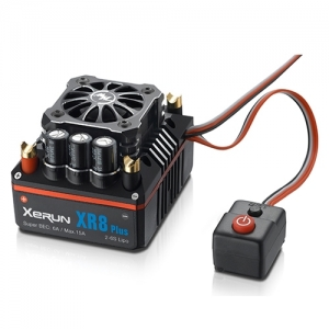 하바윙 xerun xr8 plus 1/8 competition sensored brushless esc(최고급,최고사양)