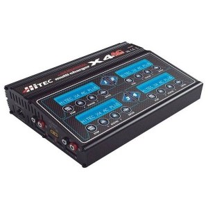 MULTI CHARGER X-4 AC /DC PLUS(NEW)