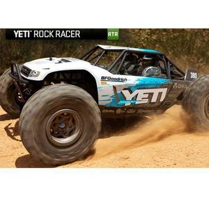 입고완료)Axial YETI™ 1/10th Scale Rock Racer Electric 4WD - RTR