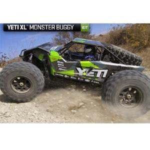 Axial YETI™ X-LARGE MONSTER BUGGY 1/8th Scale Electric 4WD - PRO KIT (예티 XL 프로키트)