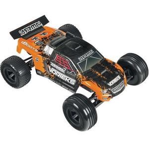 (입문용 강추)ARRMA 1/10 VORTEKS MEGA Brushed RTR Orange/Black