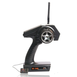HISKY X-3S 3-Channel 2.4GHz FHSS Radio System w/XY3100 Receiver
