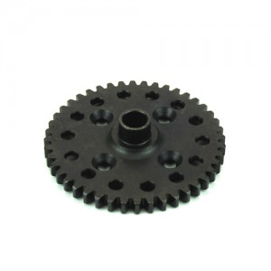 TKR5115 Spur Gear (44T, hardened steel, lightened) //경량 메탈 스퍼기어 44티