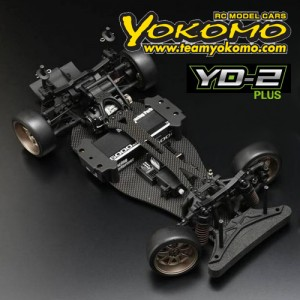 [DP-YD2P] YD-2 PLUS RWD Drift Chassis Kit - 카본섀시 옵션사향키트