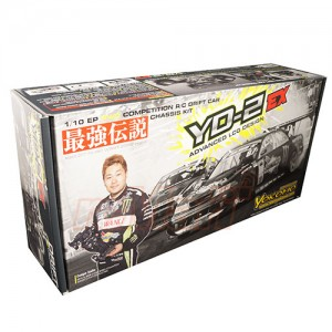 [DP-YD2EX] Yokomo 1/10 YD2-EX RWD Competition Drift Car Kit