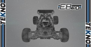 TKR6500 EB410 1/10th 4WD Competition Electric Buggy Kit - 1차분 배송시작, 2차분 예약중(10월 17일 배송예정)