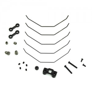 TKR6623 – Sway Bar Kit (complete front, 1.0, 1.1, 1.2, 1.3, 1.4mm, EB410)