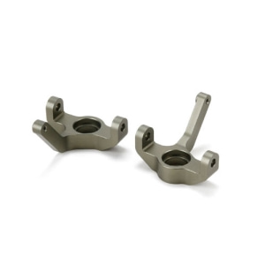 Front Spindle Set, Aluminum: DBXL E 옵션