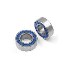 940510 HIGH-SPEED BALL-BEARING 5x10x4 RUBBER SEALED (2)