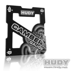 HUDY QUICK CAMBER GAUGE 1/8 OFF-ROAD 1°; 2°; 3°  107751