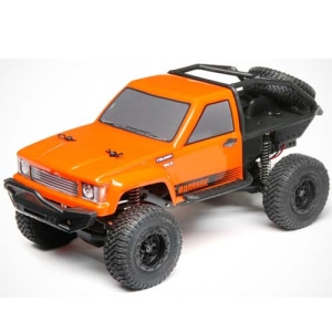 바라지 ECX 1:24 Barrage Scaler 4WD RTR - Orange  ECX00017T1
