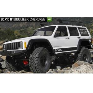 [당일배송]  (지프 체로키) Axial SCX10 II™ 2000 Jeep® Cherokee 1/10th Scale Electric 4WD – 조립식 PRO KIT /AX90046