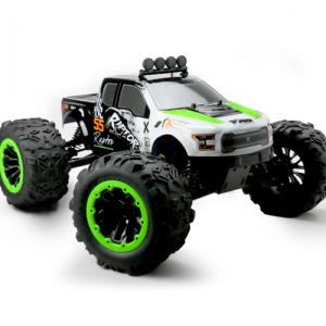 뉴방식이 E6 RAPTOR 1:8 EP 6S Monster Truck RTR - Green  505007G