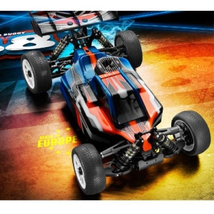 350013 XRAY XB8 - 2018 SPECS - 1/8 LUXURY NITRO OFF-ROAD CAR
