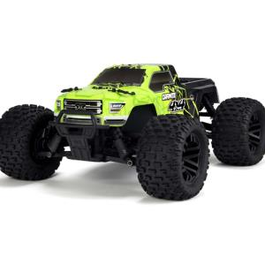 ARRMA 1/10 GRANITE 4x4 MEGA Monster Truck RTR (Green)  AR102665  // 충전기 별매