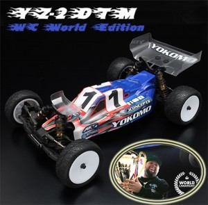 "[2018.1월초 입고 예정] 1/10 2WD BUGGY YOKOMO YZ-2DTM ""WC"" World Edition - 풀옵션 사양"
