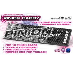 HUDY GRAPHITE PINION CADDY  피니언기어 홀더 107150