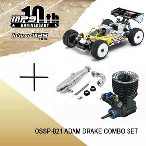 MP9 TKI 4-10th Anniver Special Edition+OSSP-B21 ADAM DRAK COMBO SET KYSET-B0019