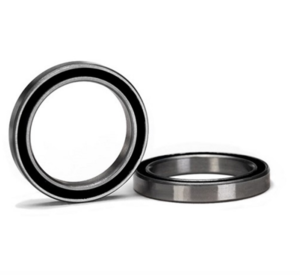 AX5182A Ball bearing, black rubber sealed (20x27x4mm) (2)
