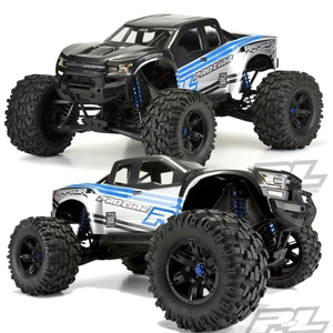 AP3482-17 Pre-Cut 2017 Ford F-150 Raptor Clear Body for X-MAXX