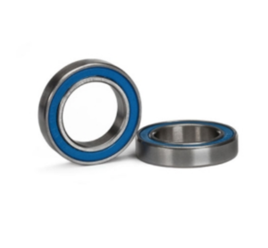 AX5106 Ball bearing, blue rubber sealed (15x24x5mm) (2)