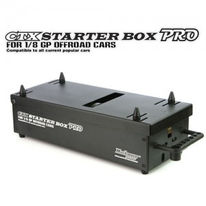 판매율 1위 상품!~[MR-BSBP] CTX STARTER BOX PRO FOR 1/8 GP OFFROAD CARS