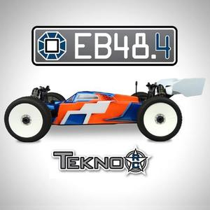 TKR8000 - EB48.4 1/8th Competition Electric Buggy Kit