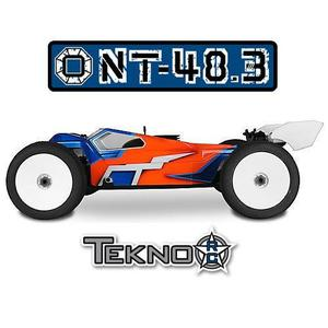 TKR5406 - NT48.3 1/8th Competition Nitro Truggy Kit