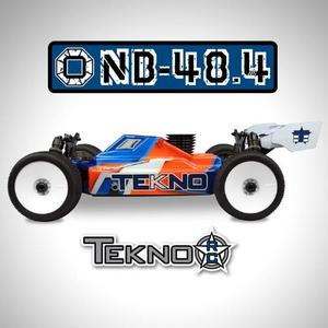 TKR8300 - NB48.4 1/8th 4WD Competition Nitro Buggy Kit