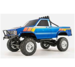 [PD6603] 1/12 TOYOTA HILUX PICK-UP TRUCK (레드)(블루)(블랙) 3종