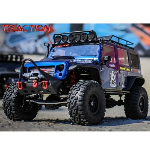 1/8 대형라클 트랙션하비 크랙스맨 Traction Hobby Cragsman 1:8 4WD 2SPEED DIFF. LOCK TRAIL CRAWLER