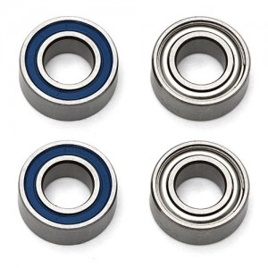AA91560 5x10x4mm Factory Team Bearings (qty 4)