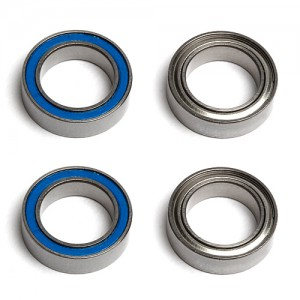 AA91563 10x15x4mm Factory Team Bearings (qty 4)