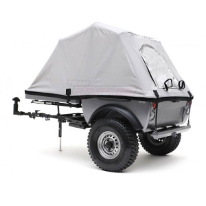 TRC/302378A Team Raffee Co. 1/10 Pop-Up Camper Tent Trailer Kit (Use Your Own Wheels & Tires) // 휠타이어 별매 상품