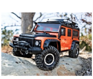 8/7일 입고예정 [CB82056-4O] TRX-4 Land Rover Defender Body D110 Scale & Trail Crawler 오렌지에디션