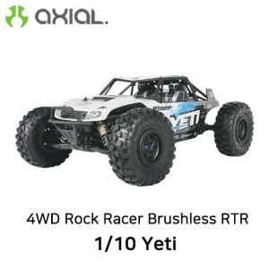 AX90026 AXIAL 1/10 Yeti 4WD Rock Racer Brushless RTR