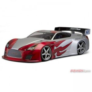 AP1503 PF8-GT Clear Body for 1:8 GT (#1503-00)
