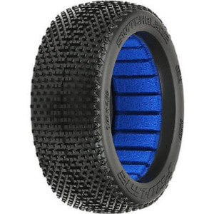 AP9057-004 SwitchBlade X4 (Super Soft) Off-Road 1:8 Buggy Tires (2) for Front or Rear   //반대분