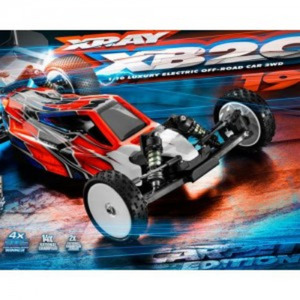 [320006] XRAY XB2C - 2019 SPECS - 2WD 1/10 ELECTRIC OFF-ROAD CAR - CARPET EDITION