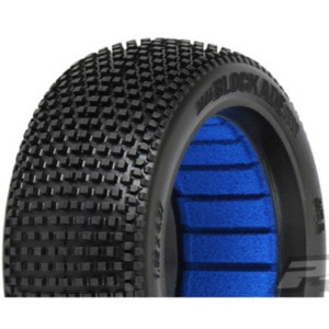 AP9039-004 Blockade X4 (Super Soft) Off-Road 1:8 Buggy Tires for Front or Rear // 반대분