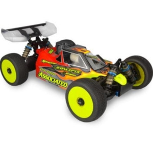 "JConcepts Associated RC8B3/B3.1 ""Striker"" Body (Clear)"