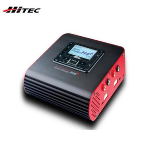 [TH44190] Hitec (UPGRADE)SMART CHARGER H4 PLUS[4 Channel DC Balance Charger]
